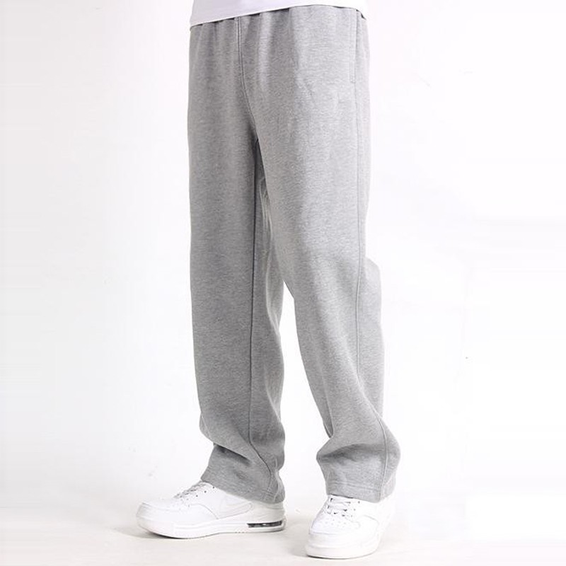 Cotton Sweatpant Men Loose Men's Joggers Sweatpants Casual Pants Trouser Britches Workout 2019 Spring Autumn Harajuku Streetwear