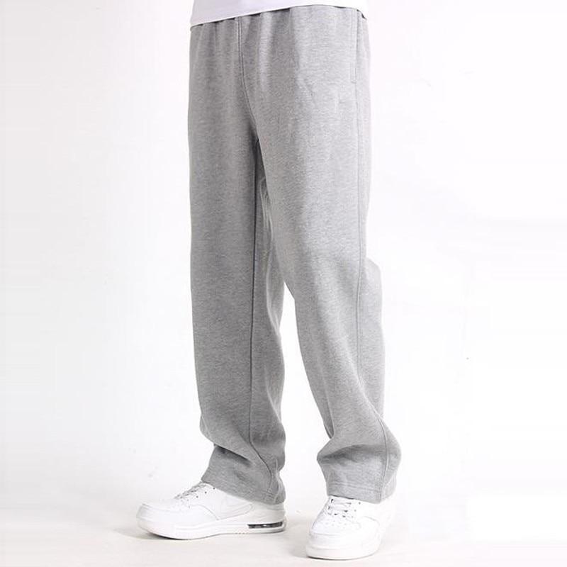 Cotton Sweatpant Men Loose Men's Joggers Sweatpants Casual Pants Trouser Britches Workout 2019 Spring Autumn Harajuku Streetwear