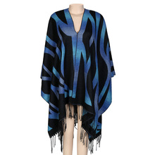 Oversized Geometric Blanket Cashmere Scarf 2016 Za Winter Fashion Brand font b Tartan b font Pashmina
