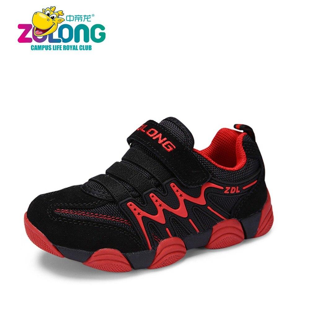 Meisjes Spring Sports-schoenen Casual loopschoenen Sneakers Jongens - Kinderschoenen - Foto 5