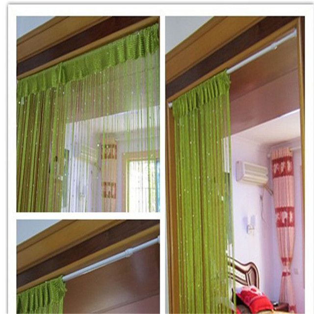 Lovely Retractable Curtain Rail