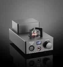 Xduoo TA-10 AK4490 12AU7 Tubo 12AU7 USB XMOS DSD DAC Amplificador de Auscultadores Coaxial de Entrada AUX Interface Digital USB Assíncrona