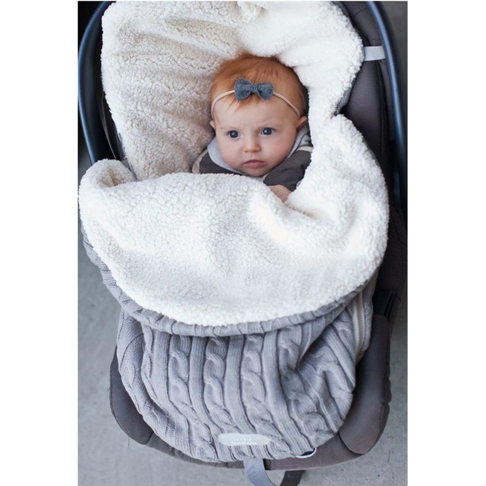 Infant Baby Nest Swaddle Sleeping Bag Cute Soft Sleep Sack