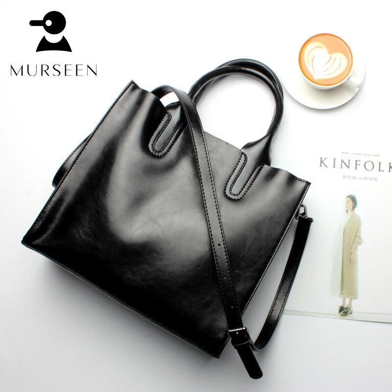 women genuine leather handbags luxury brand bags high quality shoulder crossbody bags real cow leather tote handbags bolsa brown