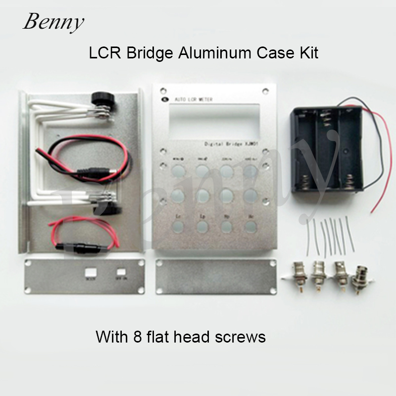Image 5 - XJW01 Digital Bridge 0.3% DIY Bulk Set Shell Single shot-in Air Conditioner Parts from Home Appliances