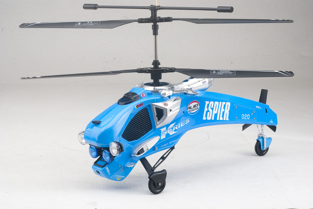 New Arriving! K020 new 4ch rc Helicopter With Gyro