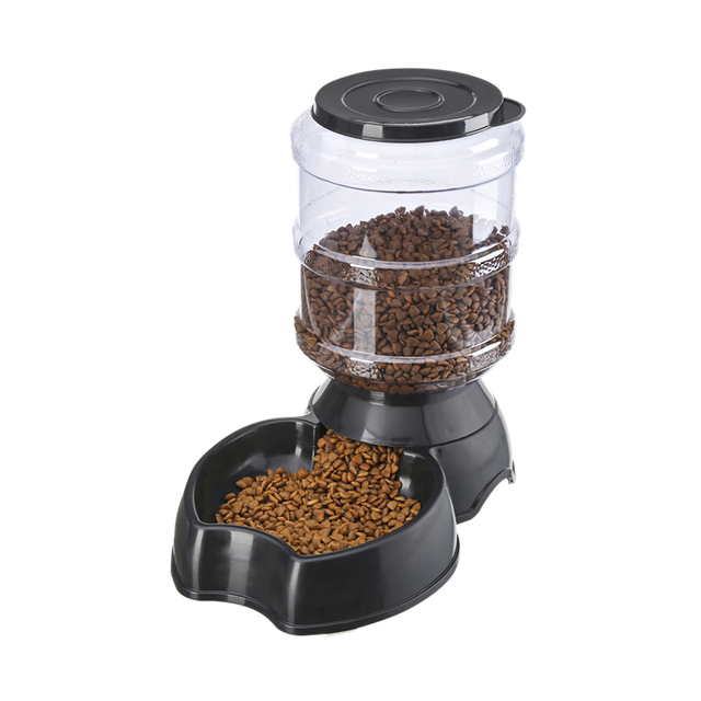 3.8L Automatic Pet Feeder Dog/Cat Drinking Bowl 6