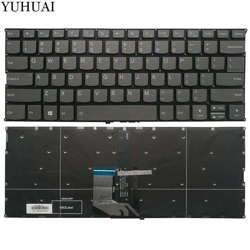 NEW US keyboard FOR Lenovo Yoga 720 13 720 13ISK 720 13IKB 720 13KBR US laptop