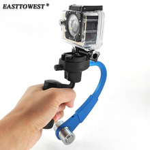 Gimbal Handheld Steadicam Steadycam Curve Video Stabilizer for Gopro Hero 4 3 Sjcam SJ4000 SJ7000 Xiaomi Yi Action Camera