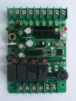 Fast Free Ship PLC industrial control board MCU control board relay board programmable controller FX1N 10MR FX1S 10MR