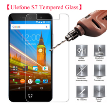 9H 2.5D For Ulefone S7 Tempered Glass 100% High Quality Screen Protector Film Mobile Phone Protective Flim
