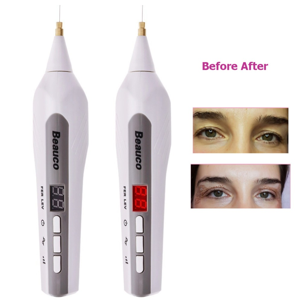 Eyelid Lift Fibroblast Wrinkle Spot Tattoo Mole Removal Plasma Pen plasmapen for Face Skin Lift