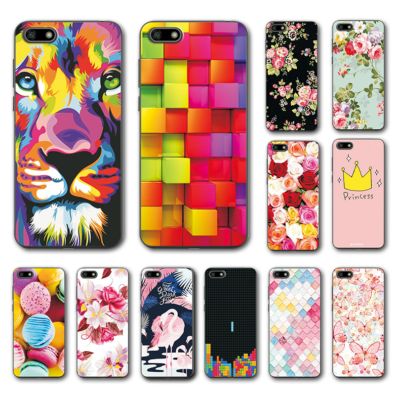 Various For Huawei Y5 Lite 2018 Cover Coque For huawei Y5lite 2018 5.45