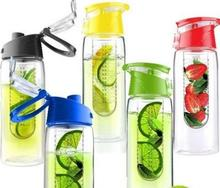 800 ml Meat fruit infuser infusion bottle of lemon juice water health fitness sports are cycling camping bottle cup RP