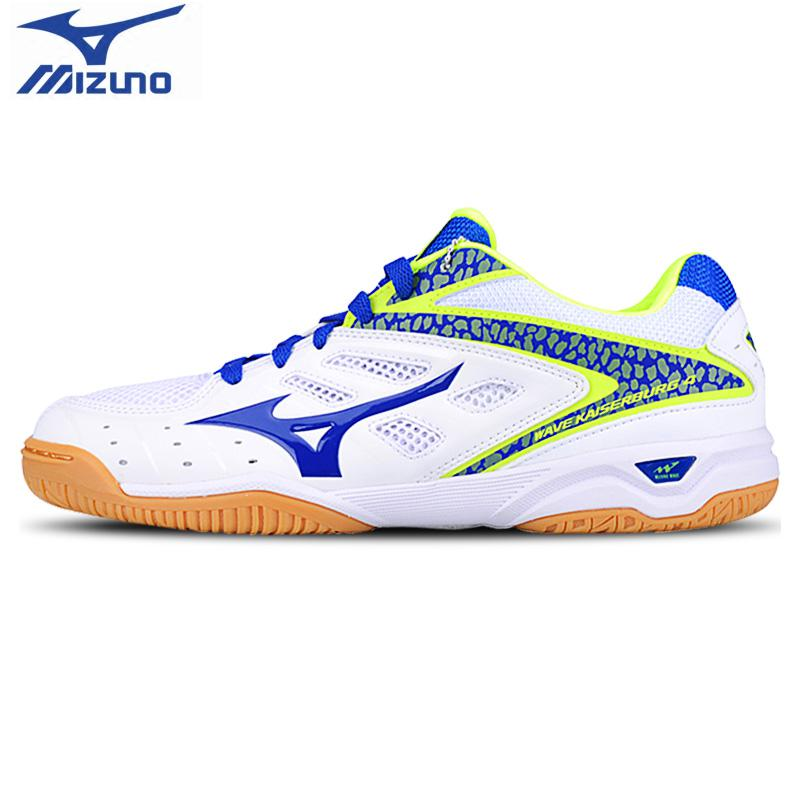 Original MIZUNO WAVE KAISERBUGE 4 Table Tennis Shoes for men women Cushion  Breathable super light Sport Shoes Men women Sneakers f1f6b17d61