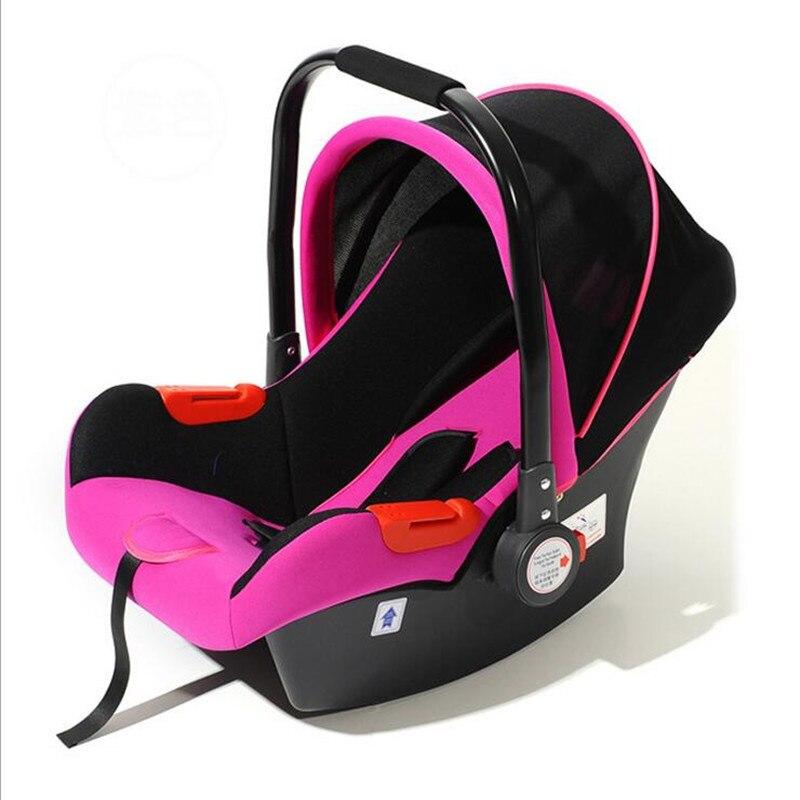 2017 Venta caliente Newbore Basket-Style Asientos para automóviles - Seguridad para bebés - foto 4