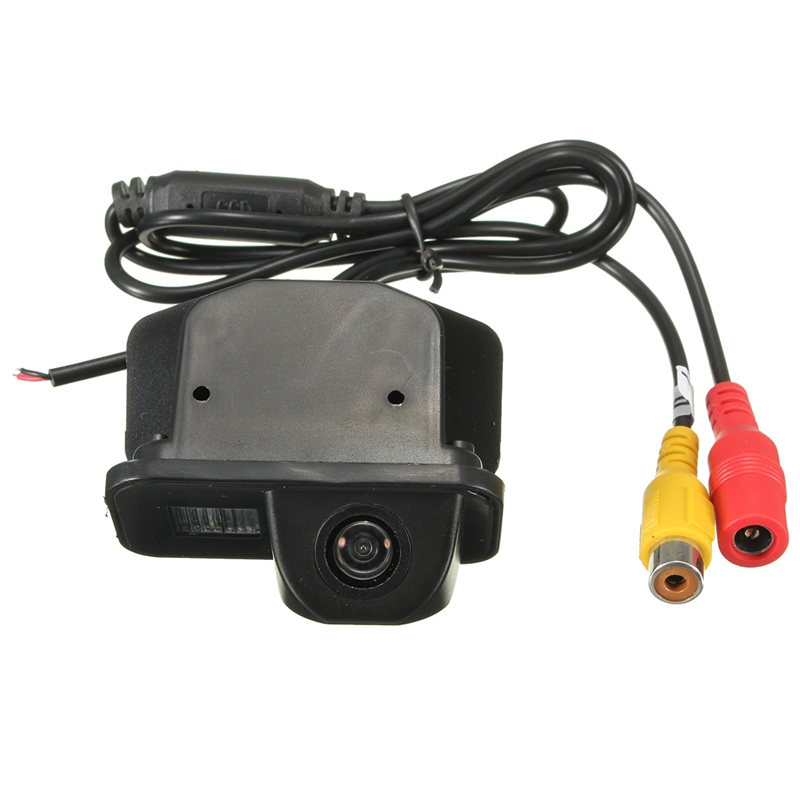 Car Rear View CCD Parking Camera Wide Angle Lens Suitable For Toyota/Corolla 2011 2012 2013 Parking Assistance