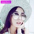 2016 Marca ReeDoon óculos de Polarização Óculos de Verão do Estilo Da Liga Quadro Óculos de Sol das Mulheres 7 cores oculos de sol feminino 15101