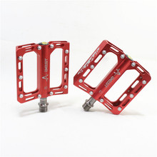 цена на AEST 9/16  Ultralight Mtb Pedals Titanium Axle Magnesium CNC Sealed Bearings Bike Pedals Bike Parts 158 g / Pairs