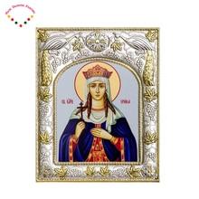 2017 Mosaic 3D diy diamond painting religious icon home decoration diamond embroidery classic style full rhinestone AA395