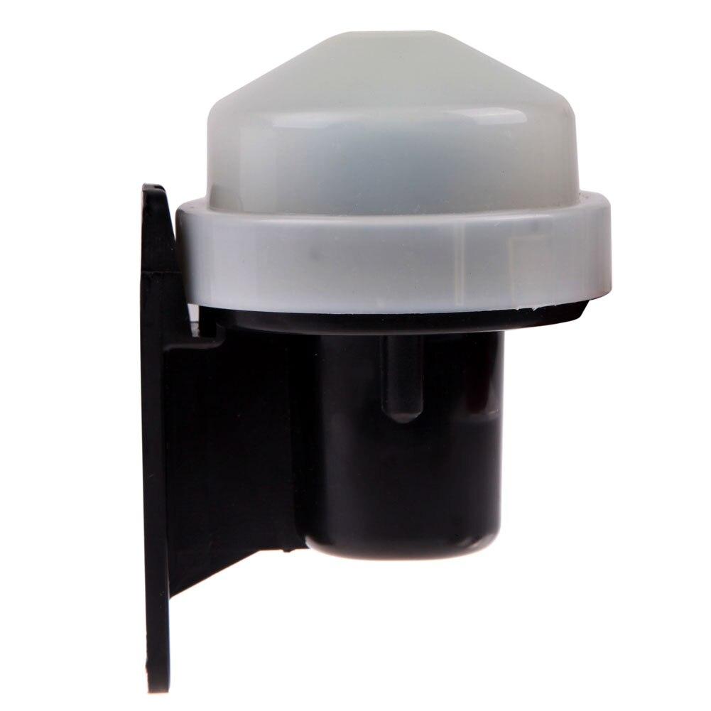 230 240V 1.2W Photocell Light Switch Daylight Dusk Till Dawn Sensor  Lightswitch Auto Light Sensor Outdoor Energy Saving Bulb