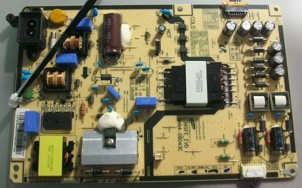 UA39F5090BJXXZ power supply BN41-02294C BN94-08043C is used use pp ua тв онлайн