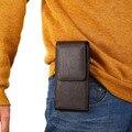 Verticial hombre rotatorio correa correa clip case bolsa de la tarjeta de cuero del teléfono móvil para lg k10 (2017), K8 (2017), K4 (2017), Stylus 3