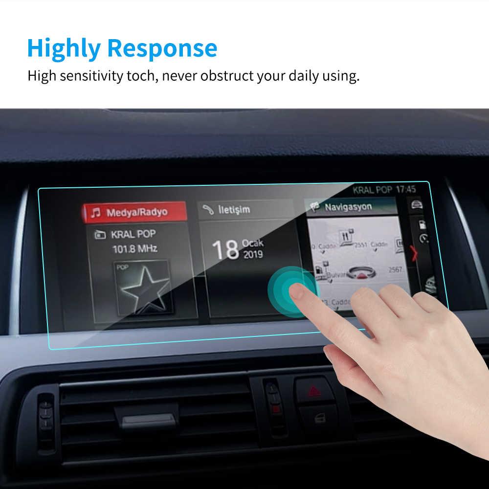 Protezione Dello Schermo di Navigazione GPS Per auto per BMW E90 E70 G11 G12 F15 F16 F25 F26 F45 F46 F48 E71 G05 g07 G32 X1 X2 X3 X4 X5 X6 X7