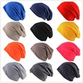 Women Men Unisex Knitted Spring Autumn Cap Casual Beanie Women's Hats Sport Beanies Hip-Hop Slouch Skullies Bonnet Hat Gorro 027