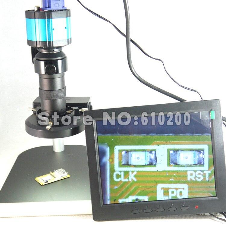 2 0MP HD font b Digital b font Industry Industrial font b Microscope b font Camera