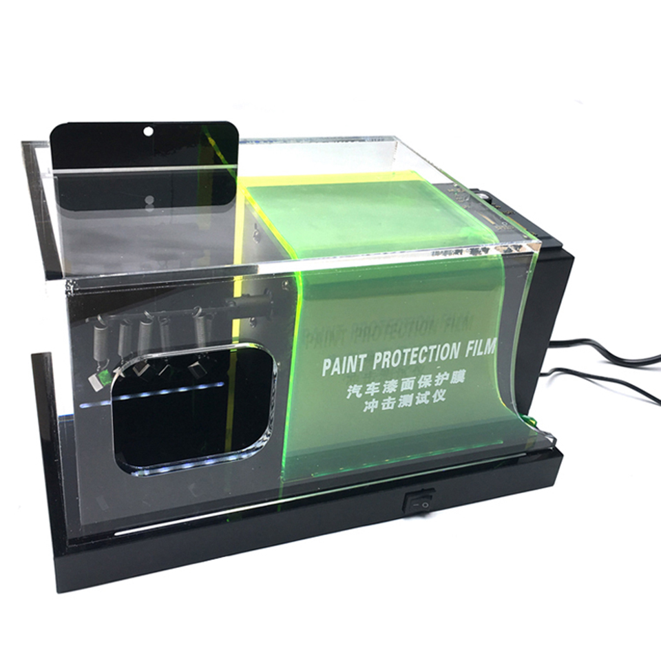 Image 5 - Vehicle Paint Protection Film PPF Scratch & Self Healing Test Machine Protects The Painted Surface Display MO 620-in Car Stickers from Automobiles & Motorcycles