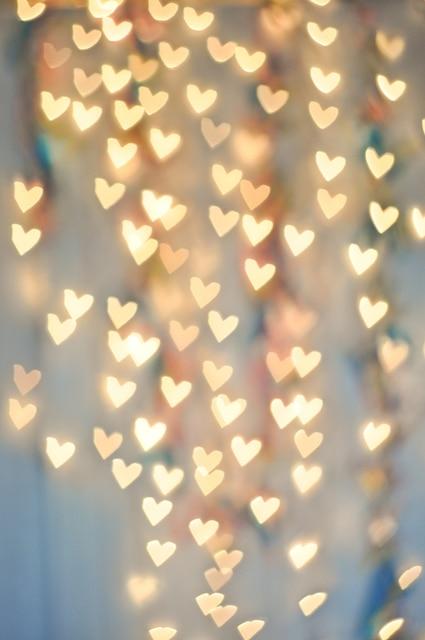 Wedding Golden Glitter Photography Backdrop Bokeh Custom