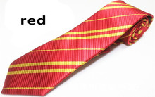 4 Color Fashion New Tie Clothing Accessories Borboleta Necktie College Style Gryffindor Series Tiestyle Gift