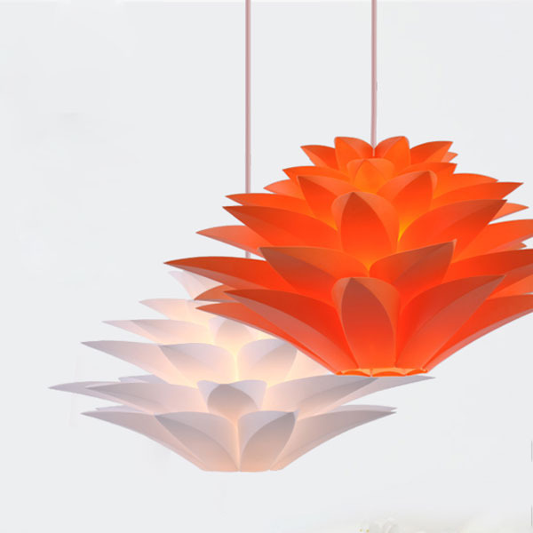 Modern novelty pendant lights diy lotus flower lampshade pendant modern novelty pendant lights diy lotus flower lampshade pendant lamp hanging light fixtures for dining room aloadofball Choice Image