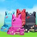 Nueva prueba de agua de La Muchacha Bolsas de la Escuela Para Adolescentes mochila bolsos de hombro de las mujeres de Tres piezas traje 3 Unids/set mochila mochila mochila
