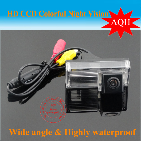 CCD HD night vision Car Rear View camera Backup Camera rear monitor paking system for TOYOTA LAND CRUISER 200 LC200 REIZ 09