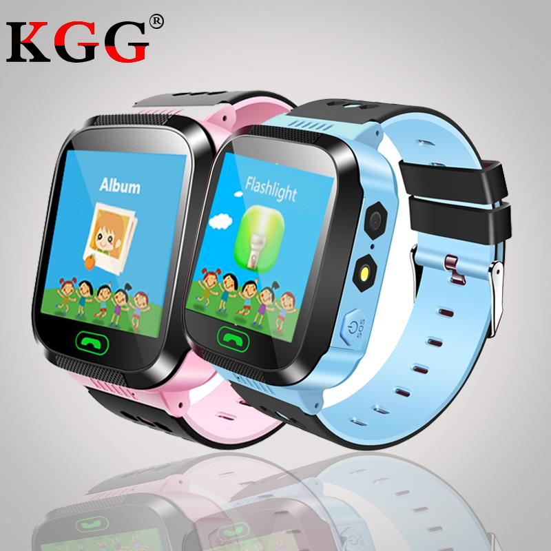 Q02 Baby Smart Watch With SOS Call Camera Touch Screen