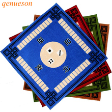 New Hot Household multifunctional mahjong mat thickening poker carpet tablecloths qenueson