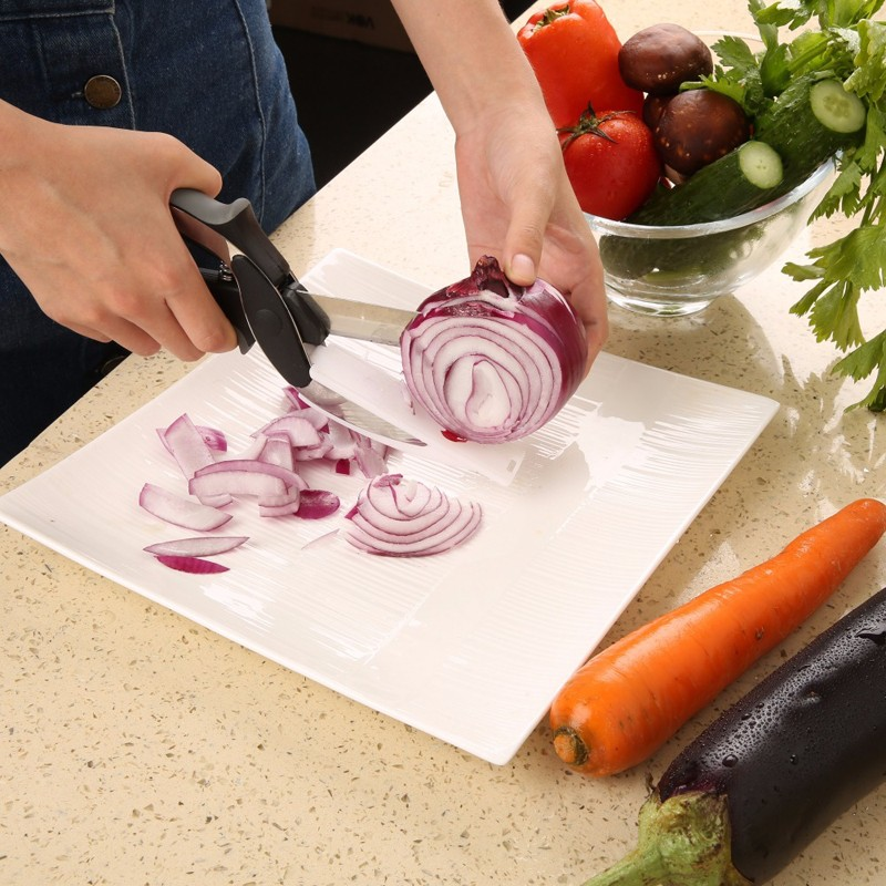 Clever-Cutter-2-in-1-Food-Chopper-Smart-Kitchen-Knives-Manual-Multifunction-Vegetable-Cutter-Slicer-As (3)