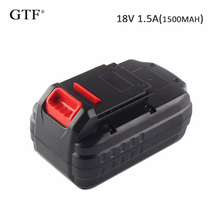 Rechargeable Batteries for PORTER CABLE 18V 1500mah 1.5Ah Ni-CD Replacement Battery For PC18B Power Tool battery