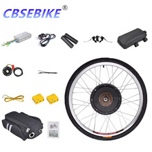 Hub-Motor 48v500w Conversion-Kit Ebike 36v250w Rear-Wheel 26inch HDC01-26 High-Speed