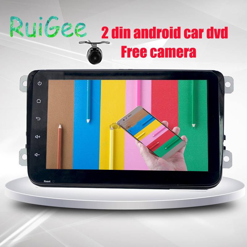 1024*600 Quad Core <font><b>2Din</b></font> <font><b>Android</b></font> 8.1 DVD Player 8