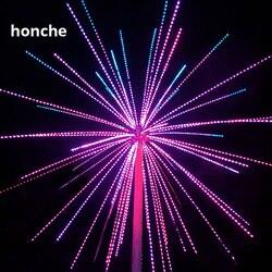 Magic LED Vuurwerk Licht afstandsbediening 12 Mode Functie Waterdicht Kerst Vakantie Party Fairy Straat Licht Decoratie