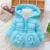 Novo 2017 Inverno crianças snowsuit bebê Coelho Dos Desenhos Animados do bebê snowsuit menina Com Capuz Quente do bebê roupas de menina snowsuits