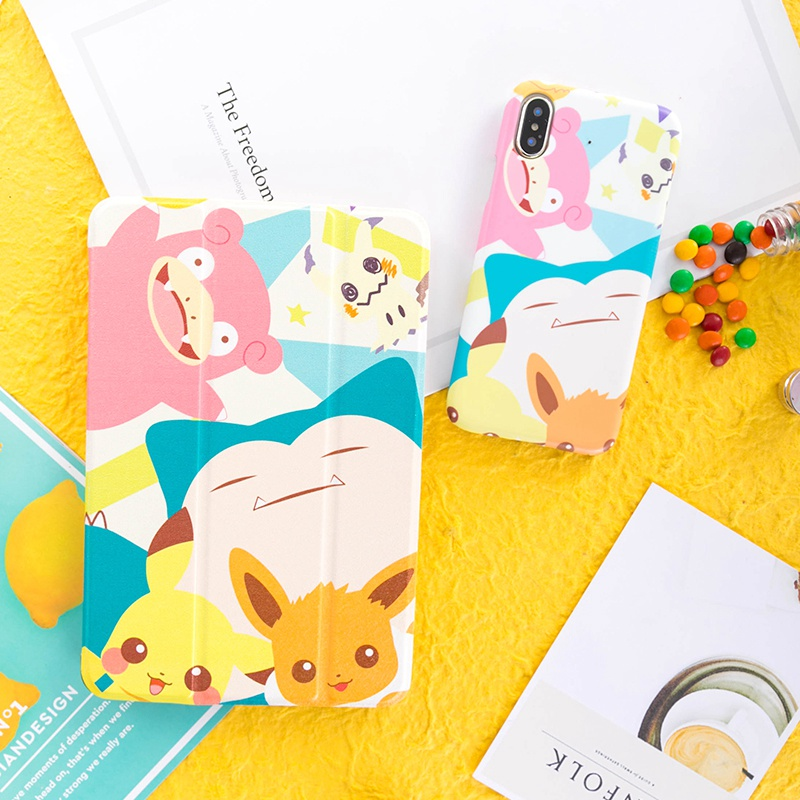 Cartoon Magnet Flip Cover For IPad Pro 9.7 Air 10.5 11 12.9 2018 10.2 Mini 2 3 4 5 2019 Tablet Case For New Ipad 9.7 2017 2018