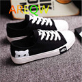 2016 new style summer denim canvas shoes High quality women's casual shoes Student shoes b2