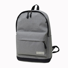 New male and female general shoulder bag leisure Oxford Book High School schoolbag simple large capacity computer travel
