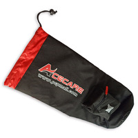 Acecare Free Shipping Whole Sale 6.8L Carbon Fiber Paintball Tank Bag