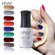 HNM 8ML Classic Color Gel Polish Semi Permanent Hybrid Varnish Nail Gel Ink UV Gel Nail Polish Gellak Gelpolish Gel Lacquer