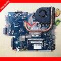 Original NEW75 LA-5912P Fit For ACER Aspire 5552G 5551G Laptop motherboard  + heatsink= LA-5911P MB.BL002.001 (MBBL002001) DDR3